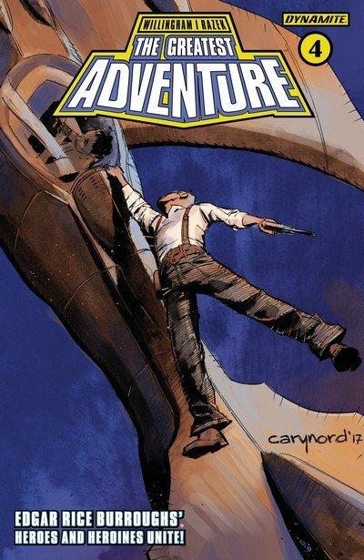 The Greatest Adventure #4 (2017)
