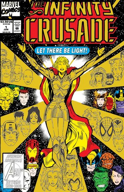 The Infinity Crusade #1 – 6 (1993)