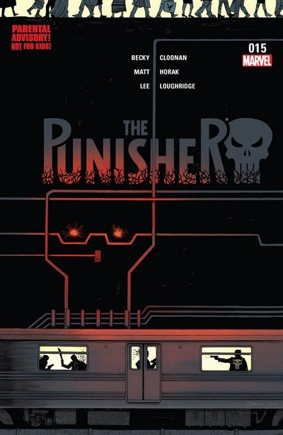 The Punisher #15 (2017)