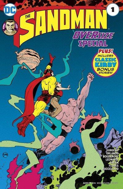 The Sandman Special #1 (2017)