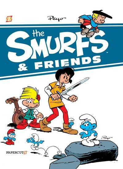 The Smurfs and Friends Vol. 1 – 2 (2015-2017)