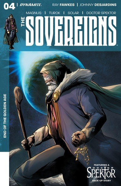The Sovereigns #4 (2017)