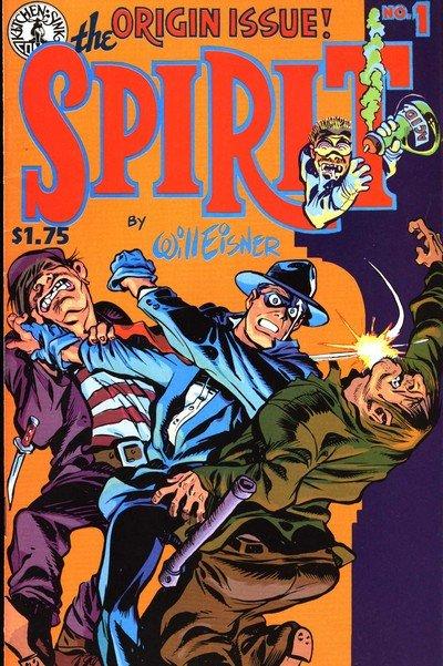 The Spirit #1 – 87 (1983-1992)