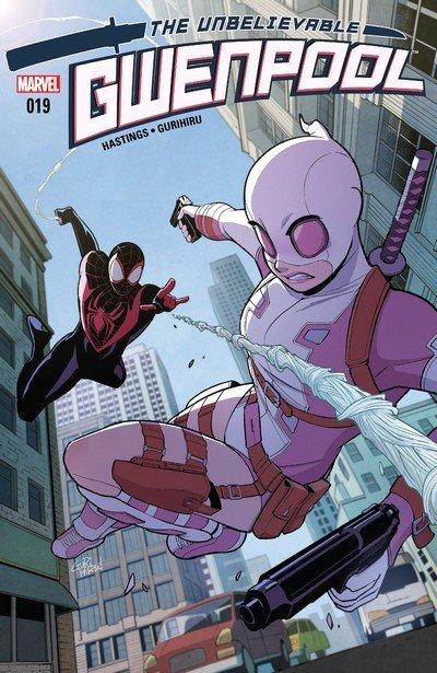 The Unbelievable Gwenpool #19 (2017)