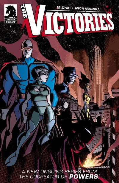 The Victories #1 – 15 (2013-2014)