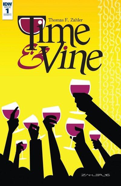 Time & Vine #1 (2017)