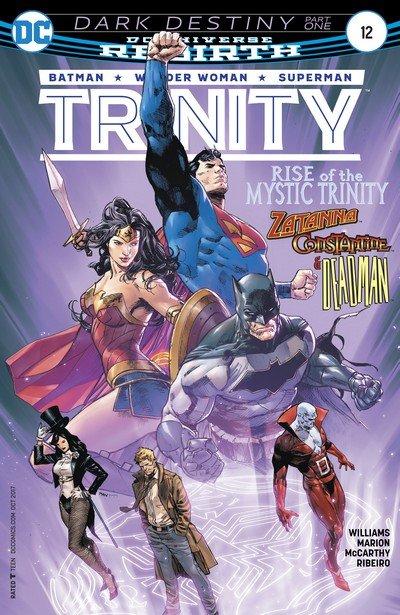 Trinity #12 (2017)