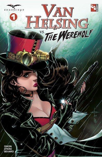 Van Helsing Vs. The Werewolf #1 (2017)