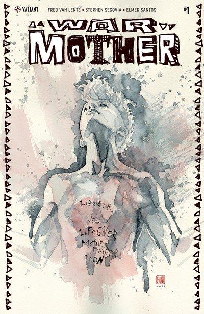 War Mother #1 (2017)