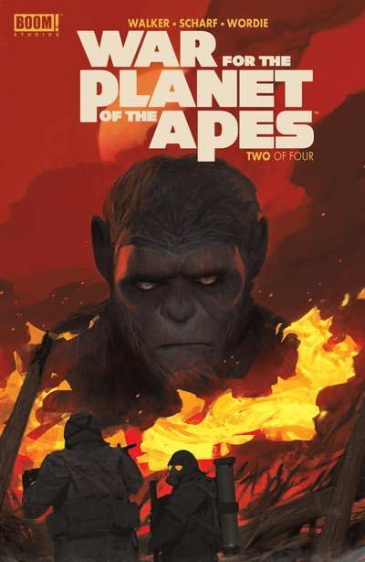 War for the Planet of the Apes #2 (2017)
