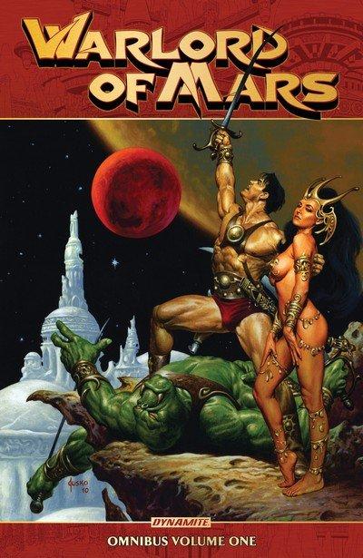 Warlord of Mars Omnibus Vol. 1 (2017)