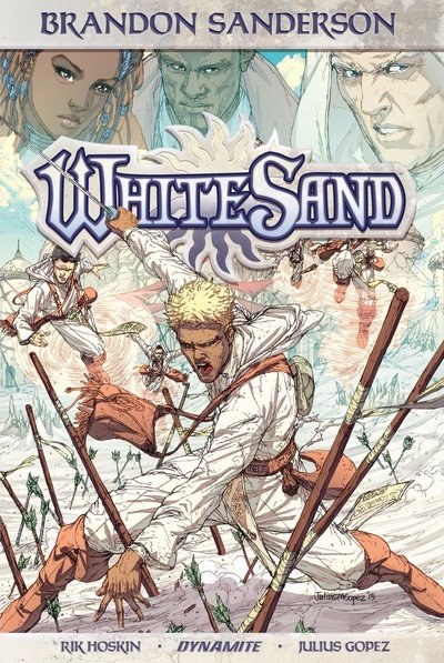 White Sand Vol. 1 (GN) (2016)