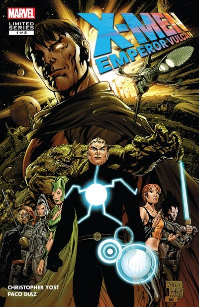 X-Men – Emperor Vulcan #1 – 5 (2007-2008)