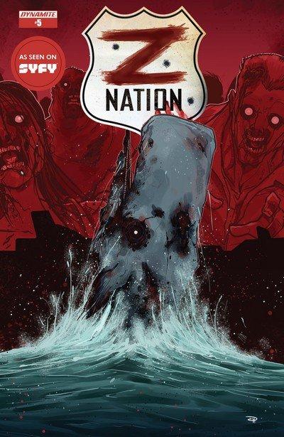 Z Nation #5 (2017)