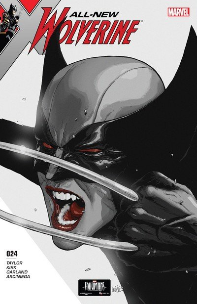 All-New Wolverine #24 (2017)