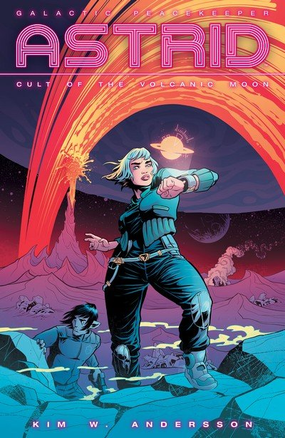 Astrid Vol. 1 – Cult of the Volcanic Moon (2016)