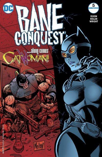 Bane – Conquest #5 (2017)