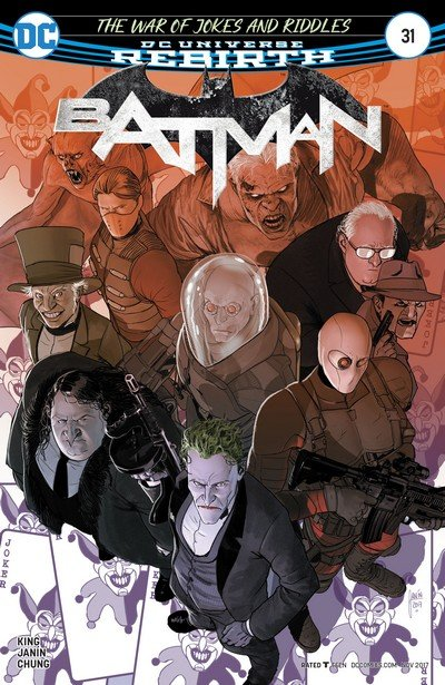 Batman #31 (2017)