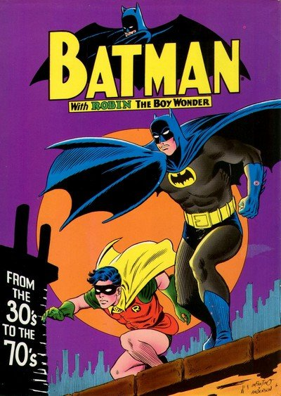 Batman – From the 30s to the 70s (1971)