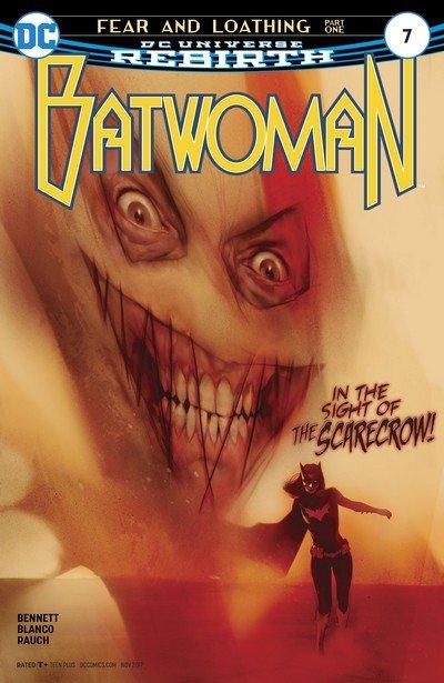 Batwoman #7 (2017)