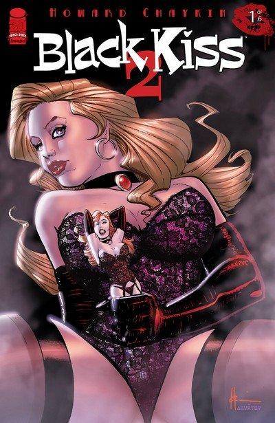 Black Kiss II #1 – 6 + TPB (Adult Comics) (2012-2013)