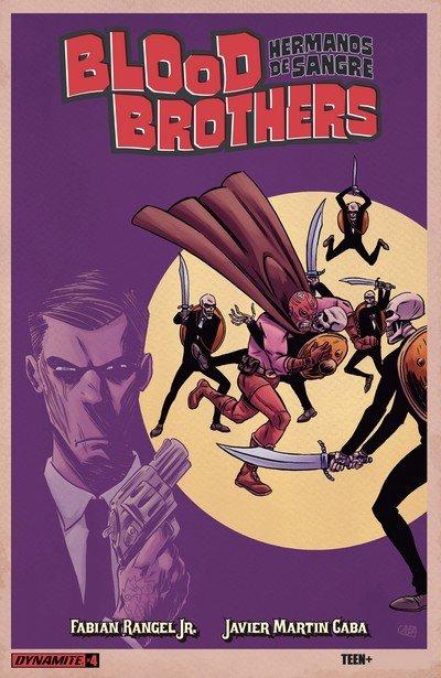 Blood Brothers – Hermanos de Sangre #4 (2017)