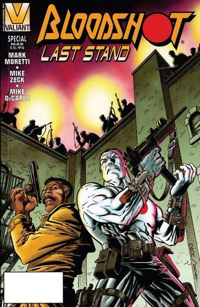 Bloodshot – Last Stand (1996)