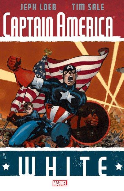 Captain America – White (TPB) (2016)