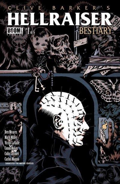 Clive Barker's Hellraiser – Bestiary #1 – 6 (2014-2015)