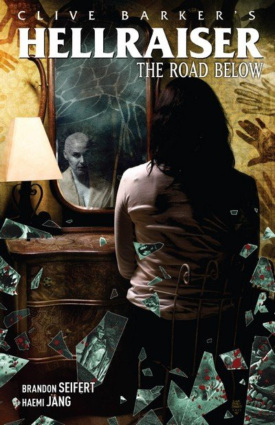Clive Barker's Hellraiser – The Road Below (TPB) (2013)