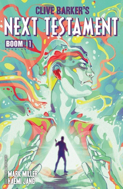 Clive Barker's Next Testament #1 – 12 + TPB Vol. 1 – 3 (2013-2015)