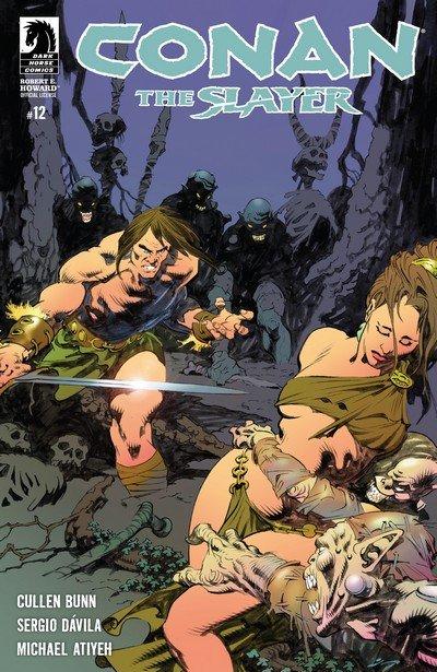 Conan the Slayer #12 (2017)