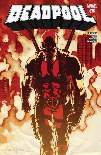 Deadpool #36 (2017)