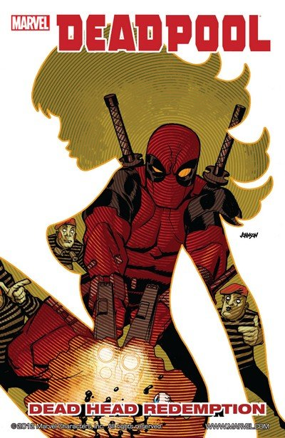 Deadpool – Dead Head Redemption (TPB) (2011)