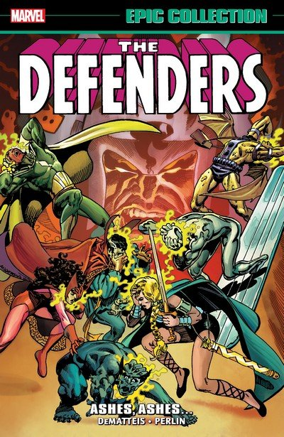 Defenders Epic Collection – Ashes, Ashes (2017)