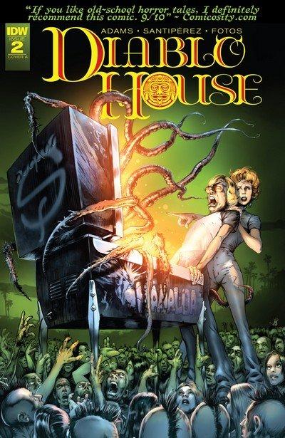 Diablo House #2 (2017)