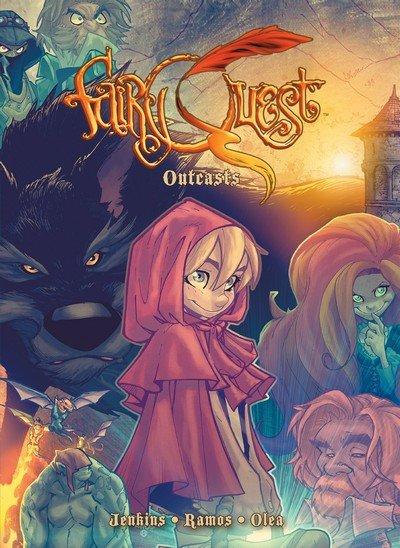 Fairy Quest Vol. 2 – Outcasts (2015)
