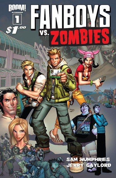 Fanboys vs. Zombies #1 – 20 (2012-2013)