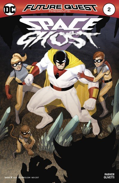 Future Quest Presents #2 (2017)