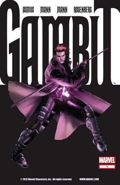 Gambit #1 – 17 + TPB Vol. 1 – 3 (2012-2013)