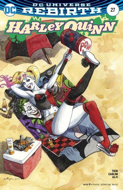 Harley Quinn #27 (2017)