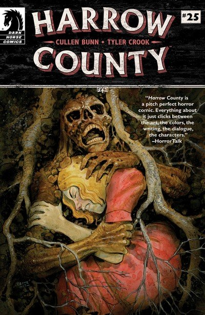 Harrow County #25 (2017)