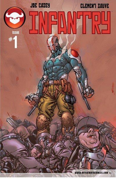 Infantry #1 – 4 (Devil's Due) (2004-2005)