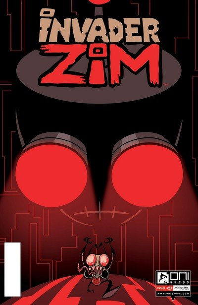 Invader Zim #23 (2017)