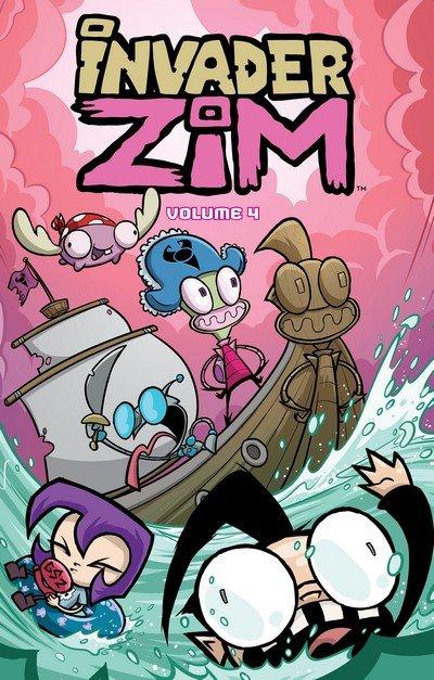Invader Zim Vol. 4 (TPB) (2017)