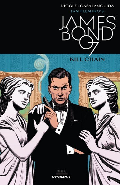 James Bond – Kill Chain #3 (2017)