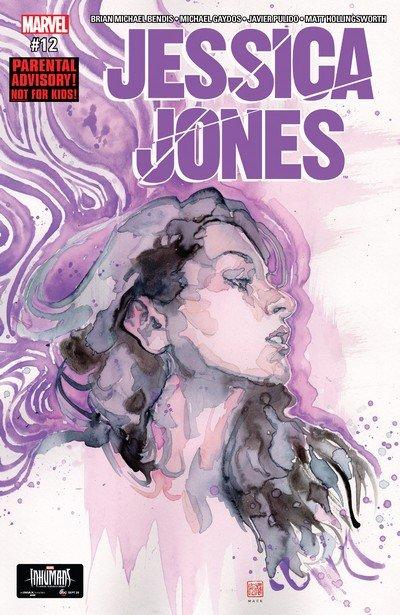 Jessica Jones #12 (2017)