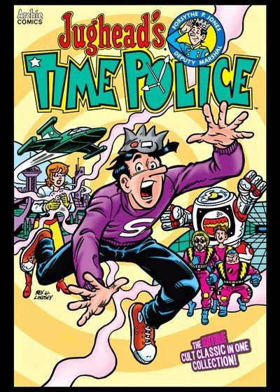 Jughead's Time Police #0 – 6 (1988-1991)