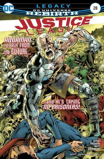Justice League #28 (2017)