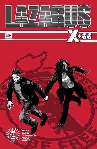 Lazarus – X 66 #3 (2017)